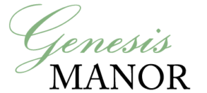Genesis Manor - Senior Living and Elderly Care Homes Updated Logo